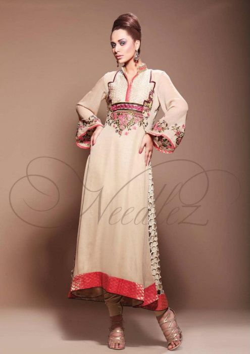 Needlez Dresses Ladies Pakistani | Latest-Fashion-Pakistani-Dresses-2012-by-Needlez-by-Shalimar-i