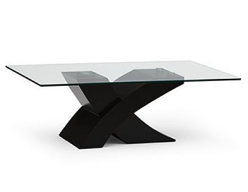 Structube salon tables de salon xenia chêne foncé