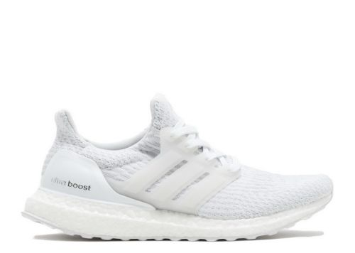 Outlet Adidas Ultra Boost 3.0 White Gold BA7680 Men's Shoes
