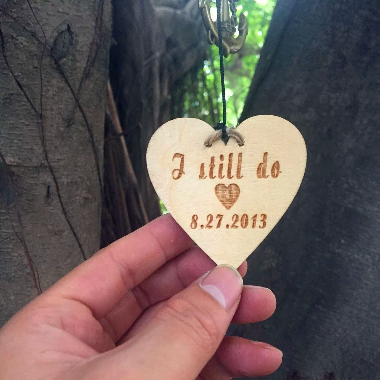 Custom Wind Chime with Personalized Message, Engraved Wind