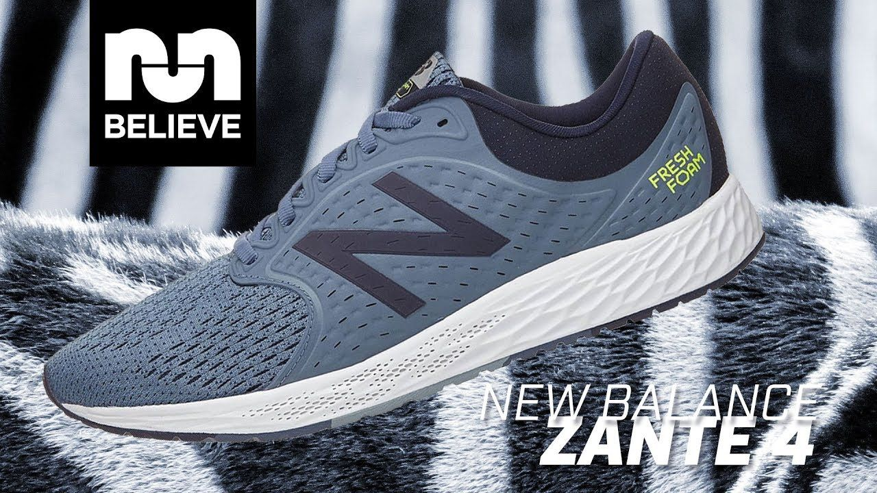 New Balance Zante 4 Performance Video