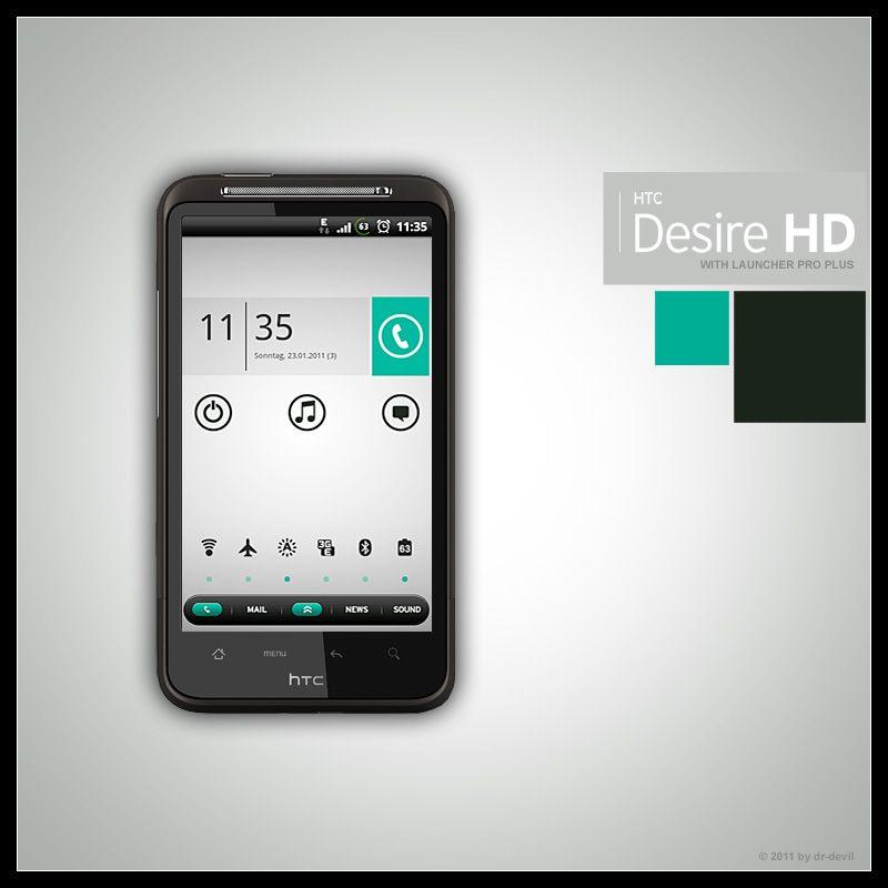 Android Homescreen By Dr Devil.deviantart.com · Flat DesignApp ...