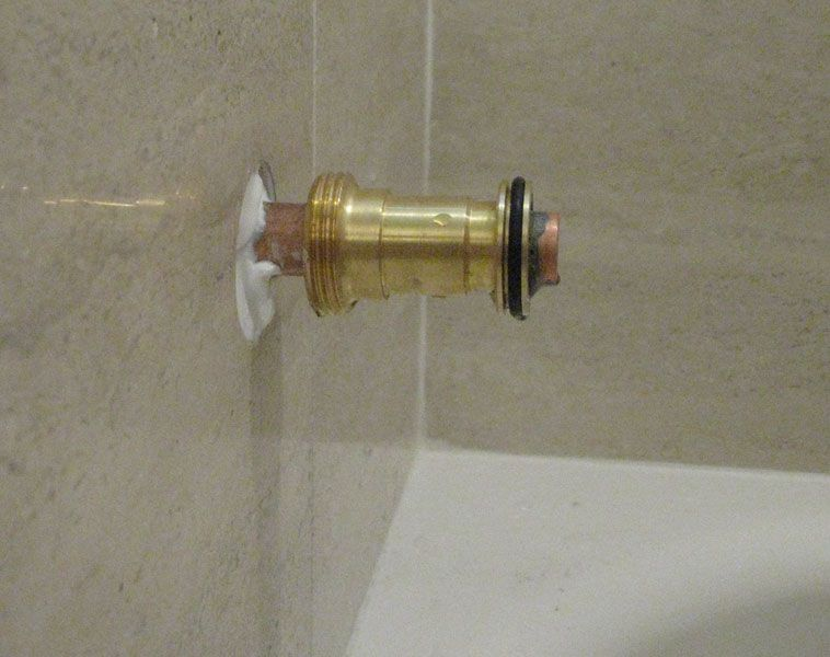 delta faucet tub spout mystery