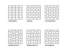 Various Patterns | Tile | Pinterest