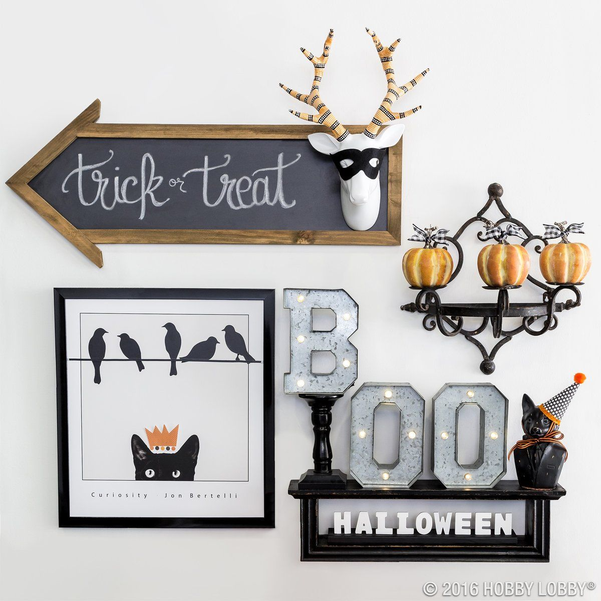 Embedded image Witch Decor~ Pinterest Halloween ideas - Hobby Lobby Halloween Decorations