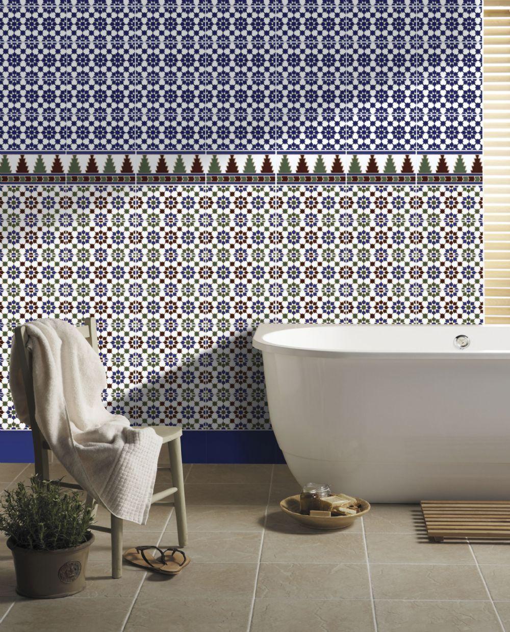 Cas ceramica ceramicas blau und abstrakt - Cas ceramica ...
