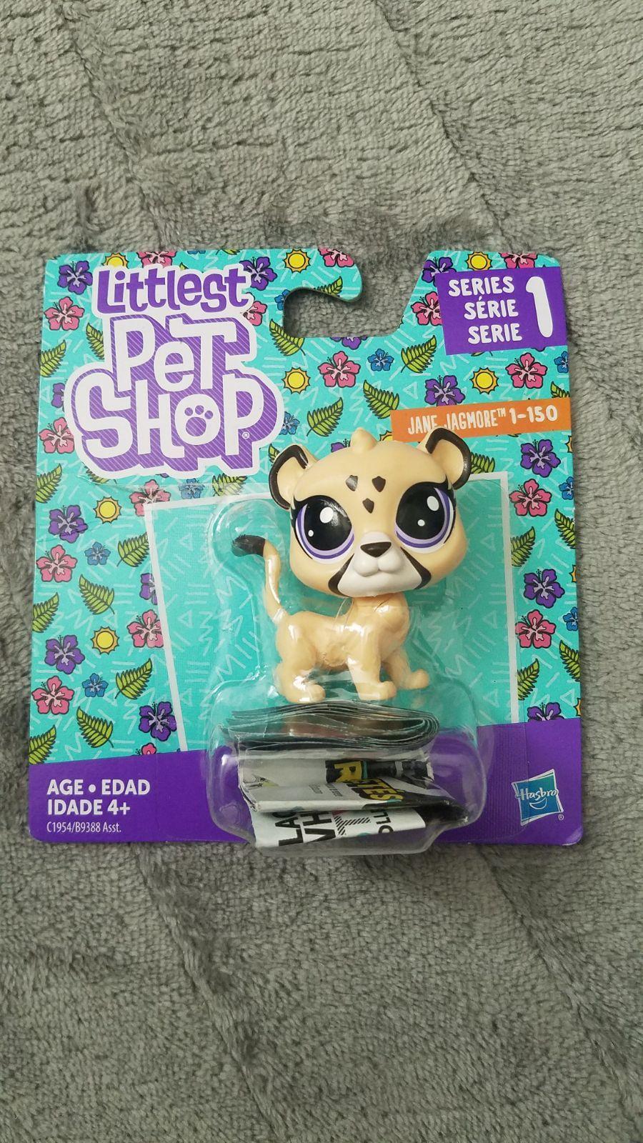 Littlest Pet Shop Leopard Series 1 Mercari Little Pet Shop Toys Lps Pets Lps Toys