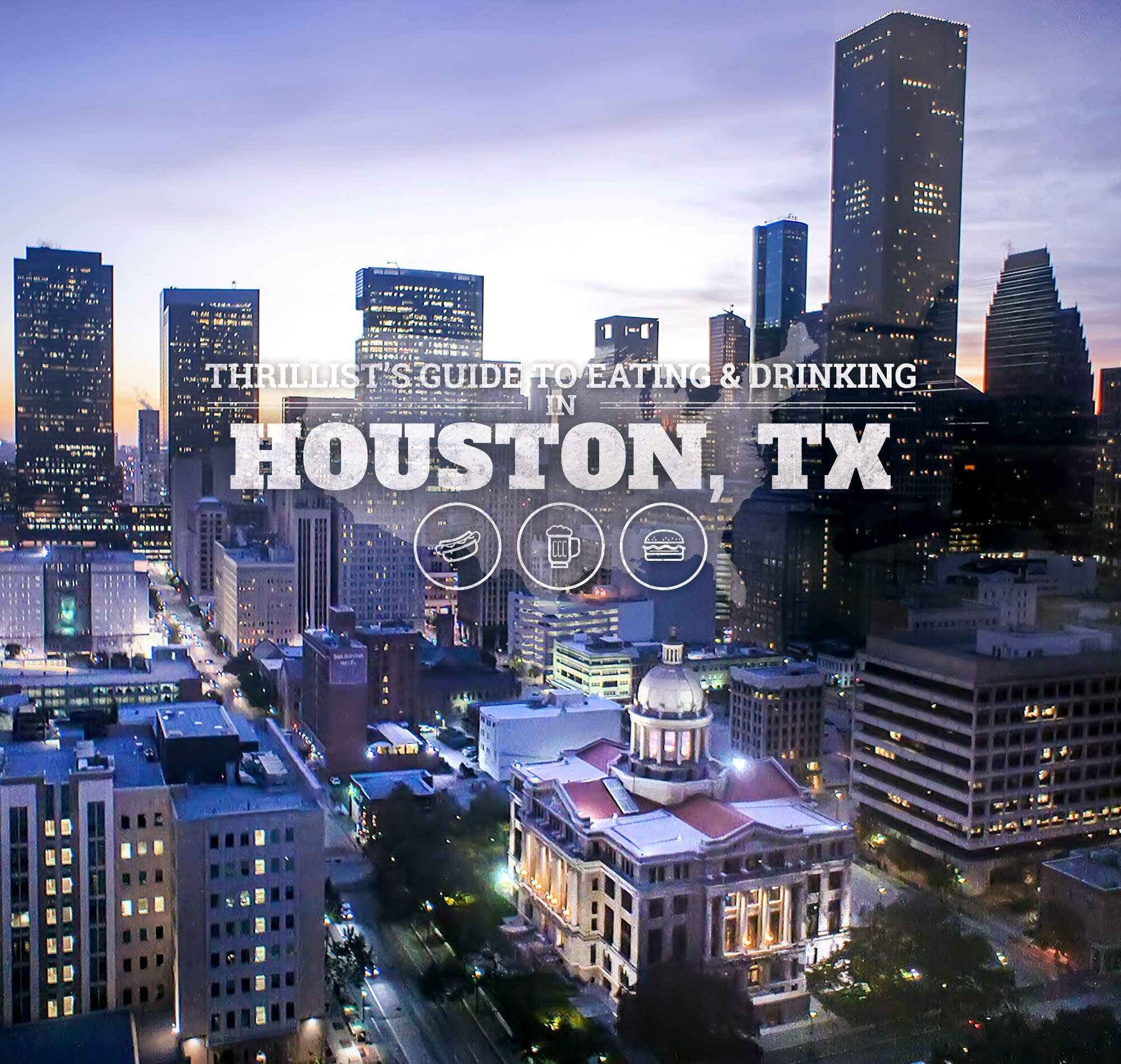 Find It Houston: Where The Locals Eat And Drink In Houston