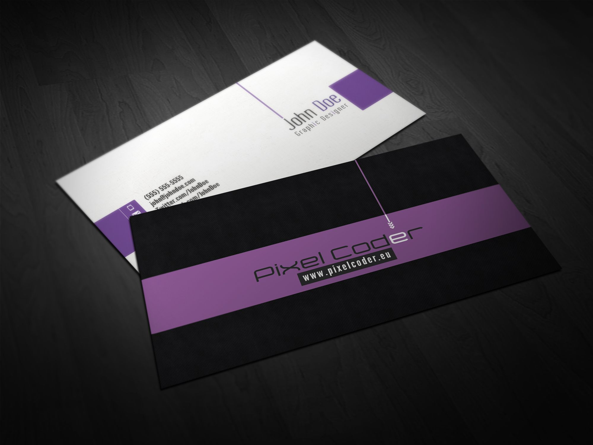 Photoshop Business Card TemplateBest Business Templates Best - Best business card templates free