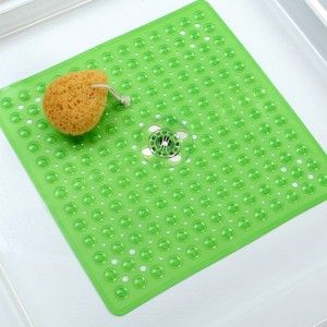 Square Shower Mat With Images Square Shower Mat Shower Mat Rubber Bath Mat