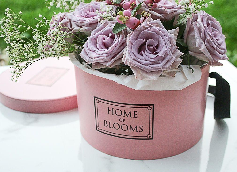 DIY: Flowerbox mit free Printables selber basteln | Rosen