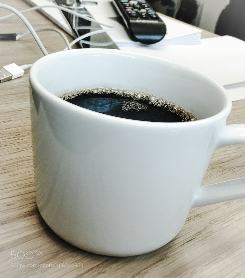 Pic: Fuel to get the day started.