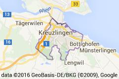 Map of Kreuzlingen Schweiz Reiseziele Pinterest Google