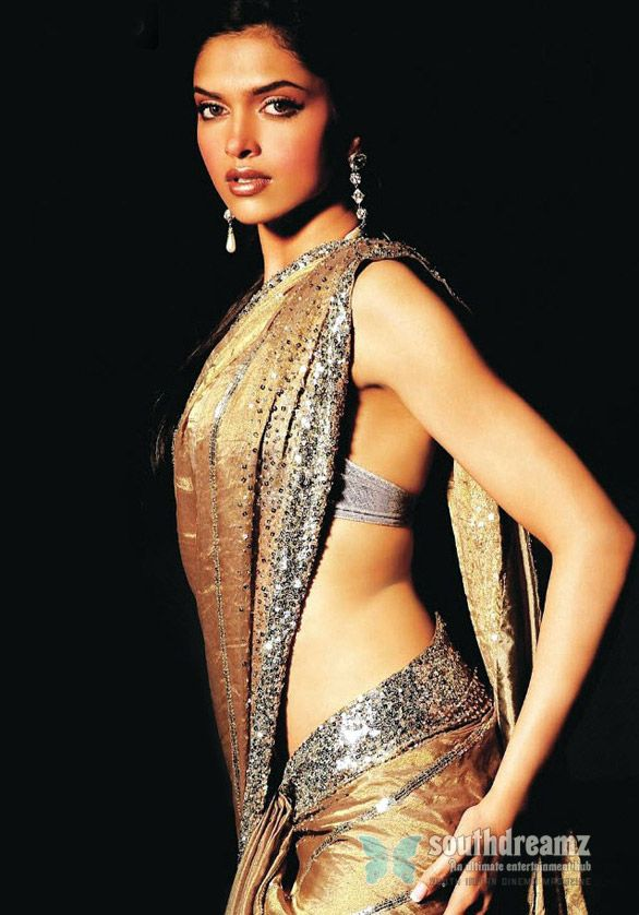 Deepika Padukone in saree | Indian Wear | Pinterest ...