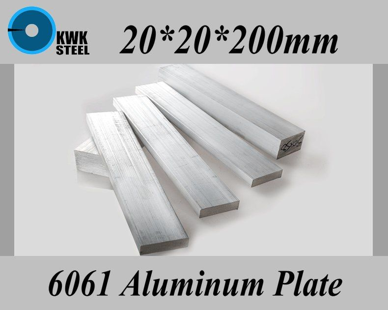 Universe Of Goods Buy 20 20 200mm Aluminum Alloy 6061 Plate Aluminium Sheet Diy Material Free Shipping For On Diy Materials Aluminium Sheet Aluminium Alloy