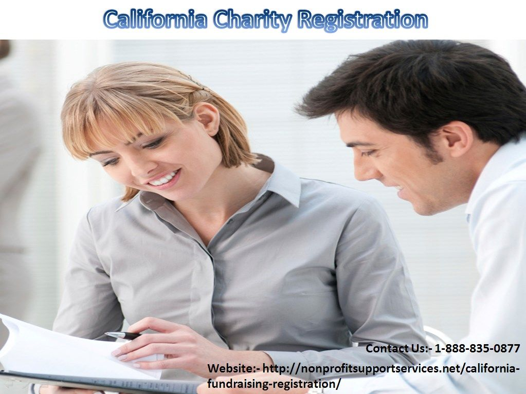 California Charitable Registration Employee feedback