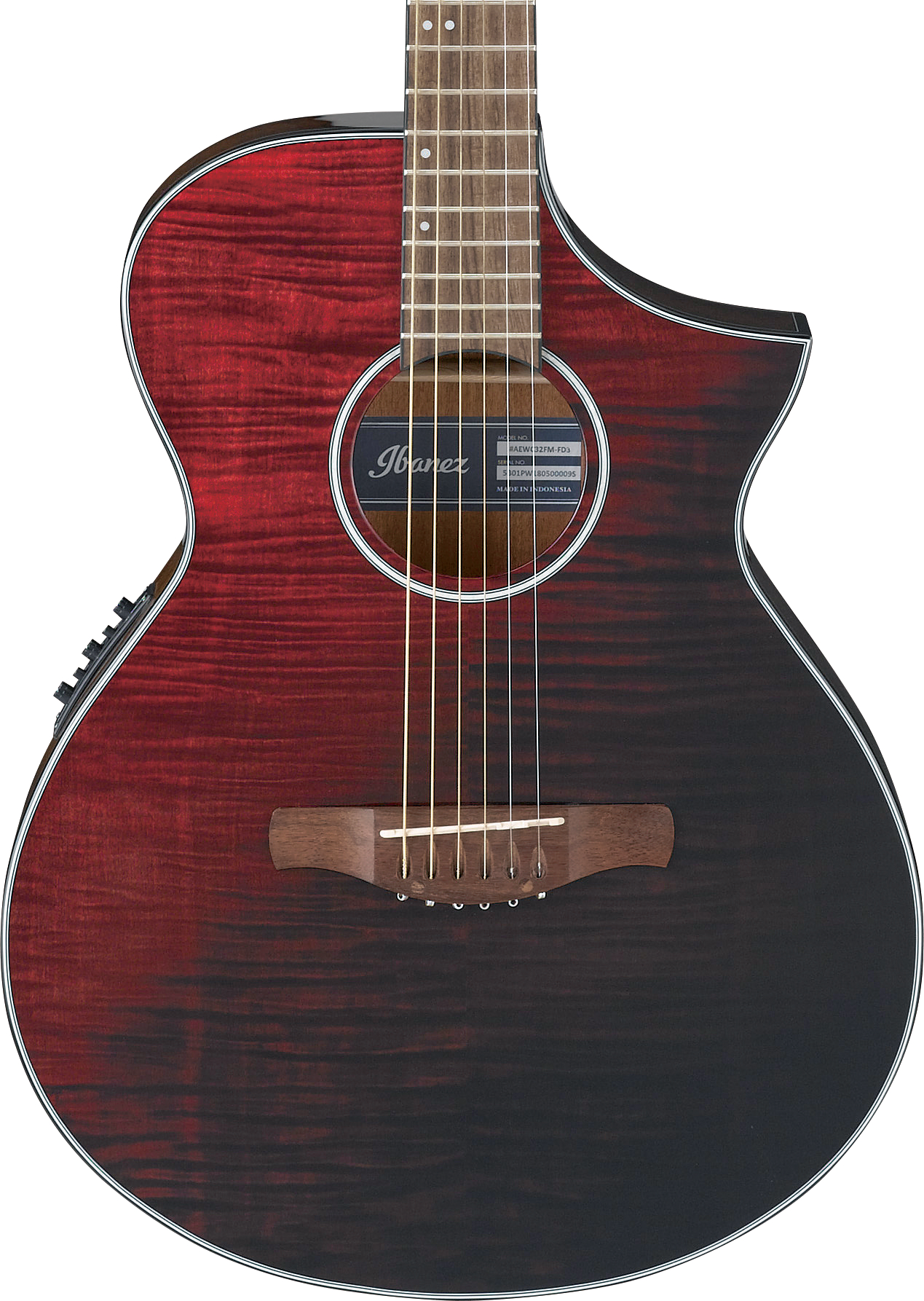 Ibanez Aewc32fm Rsf Acoustic Guitar In Red Sunset Fade Andertons Music Co Acoustic Aewc32fm Aewc32fmrsf Andertons F In 2020 Acoustic Guitar Guitar Red Sunset