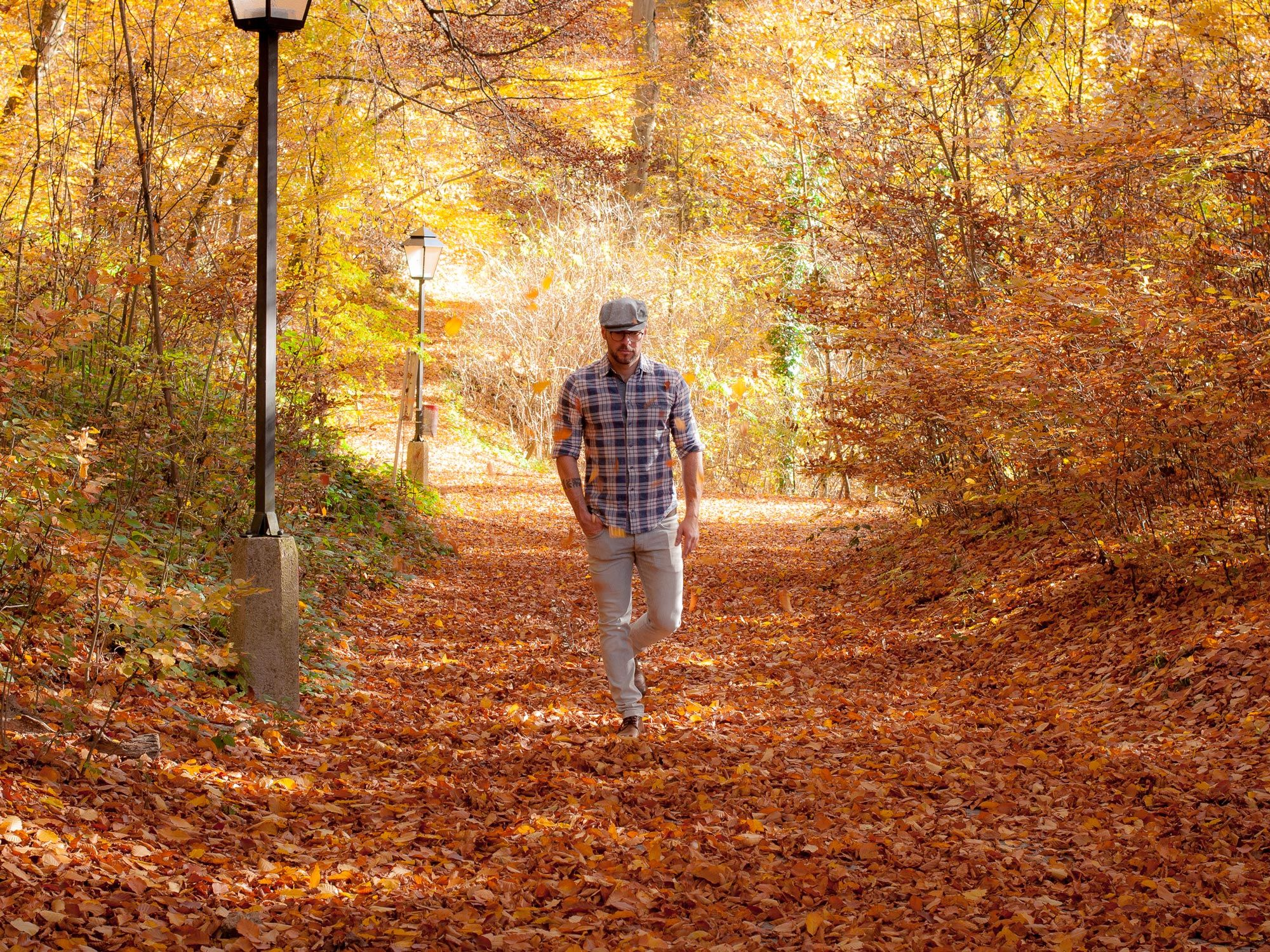 the perfect moment for a autumn walk... right time - right place! great shoot! by www.photoart-genser.com