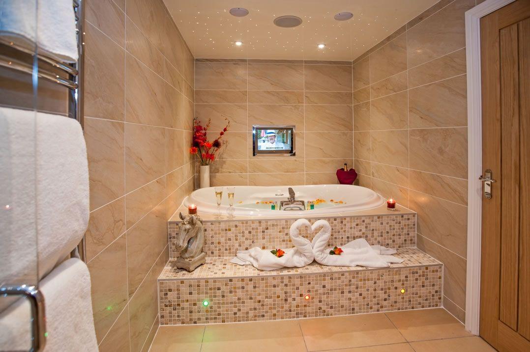 Ti Amo Suite Hot Tub Windermere Boutique Hotel