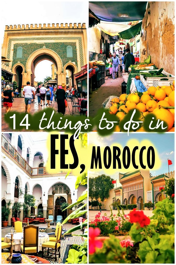 If you are looking for the most authentic place in Morocco, then you must spend at least 2 days in Fes. The old, imperial city of the country. There are a lot of amazing things to do in Fes since it's the place where traditions and customs are preserved better than anywhere else in Morocco. Fes | things to do in Fes Morocco | Fes travel guide | Fes itinerary | Fes el Bali | Fes medina | best attractions in Fes #fes #morocco #fesmedina #visitfes #festravelguide