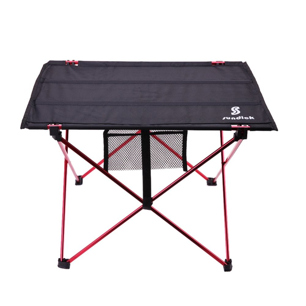 Other Bbq Tools Foldable Lightweight Outdoors Table For Camping Portable Aluminium Alloy Picnic Bbq Folding Table Outdoor Activties Tavel Tables High Safety Home & Garden