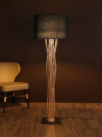 Teresa Retro Floor Lamps Floor Lamp Floor Standing Lamps