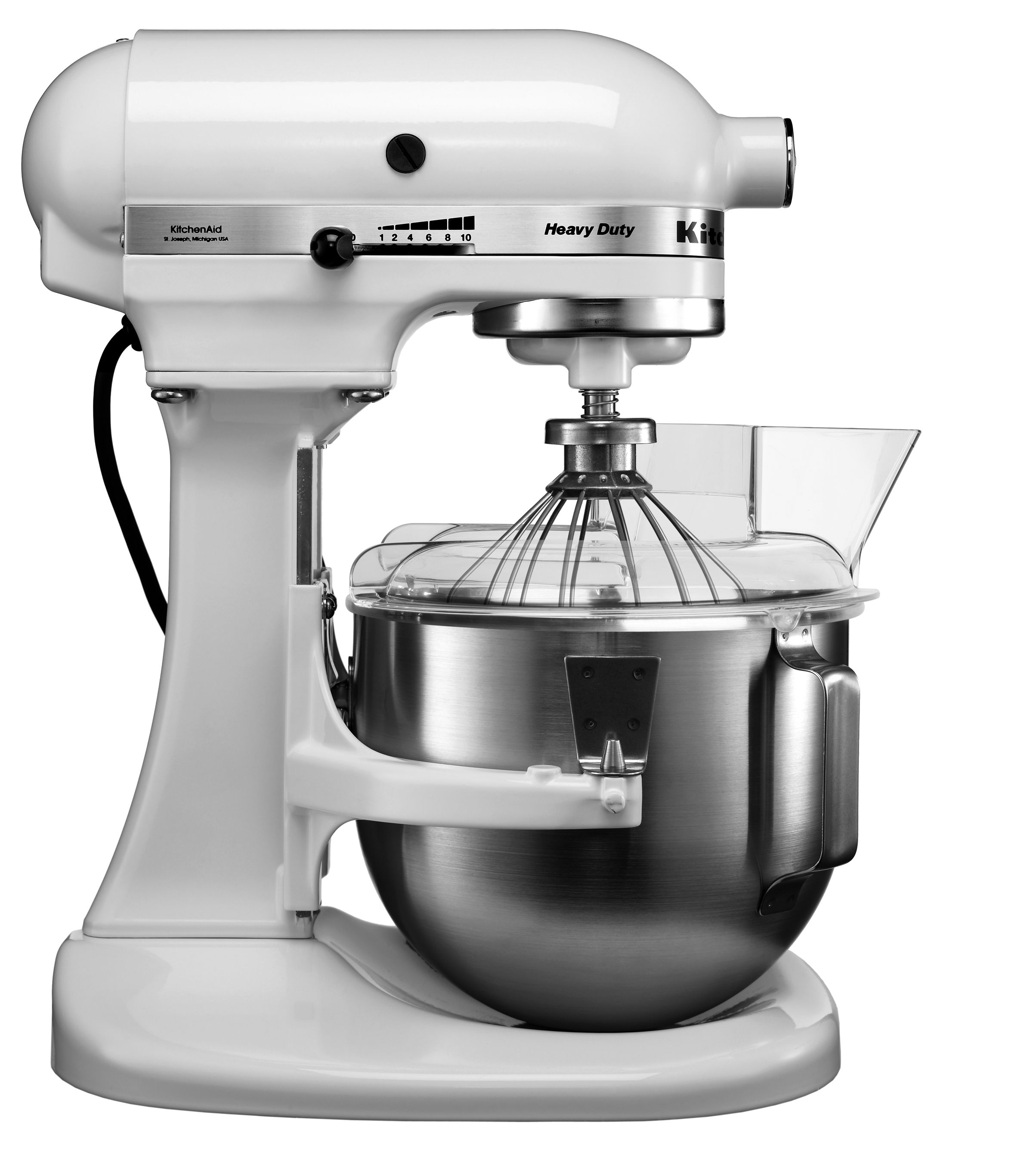 Kitchen White Stand Mixer Love My Commercial Aid Her Name Is Bertha