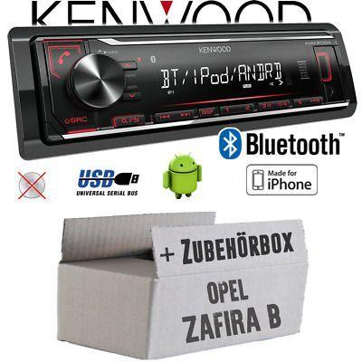 Ebay Angebote MP3 Kenwood Radio für Opel Zafira B