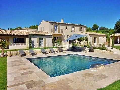 La piscine de la location de vacances Mas en pierre à Draguignan - location maison avec piscine dans le var