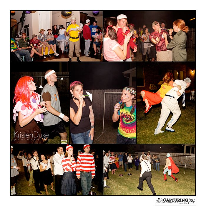 Couples Halloween Party | Halloween party games, Outdoor games and ...