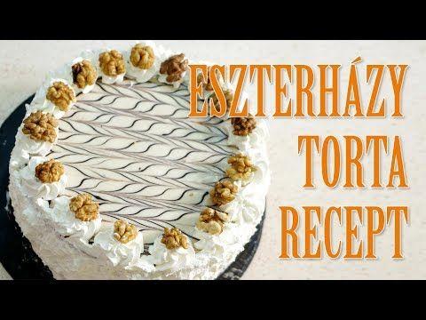 Eszterházy torta recept a Szegedi Halászcsárda győri lakásétterméből -  YouTube 56e51d5299
