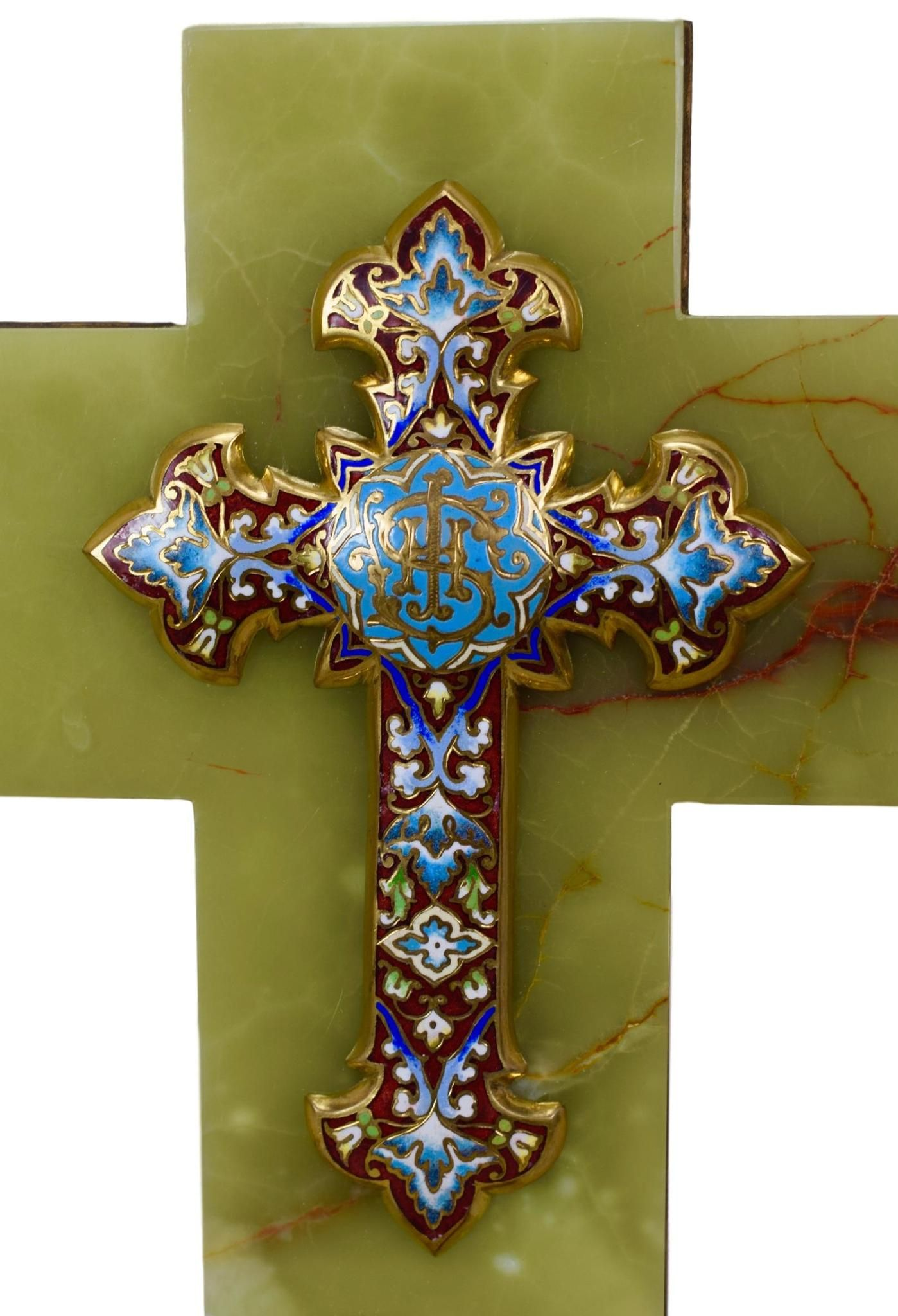 Amazing Silver Cross Wall Decor Mold - The Wall Art Decorations ...