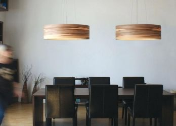Esszimmer Lampe Holz