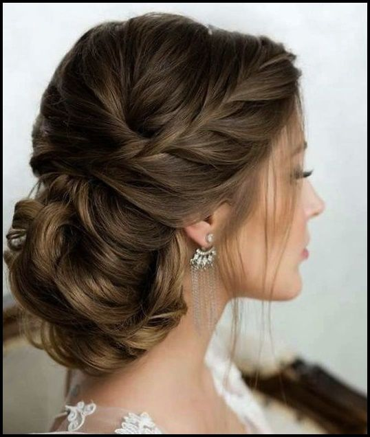 Hairstyles For 2018 Wedding Guests In 2020 Medium Length Hair Styles Hair Styles Long Hair Styles