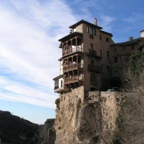 Architecture - Spain (Casa Colgantes, Cuenca)