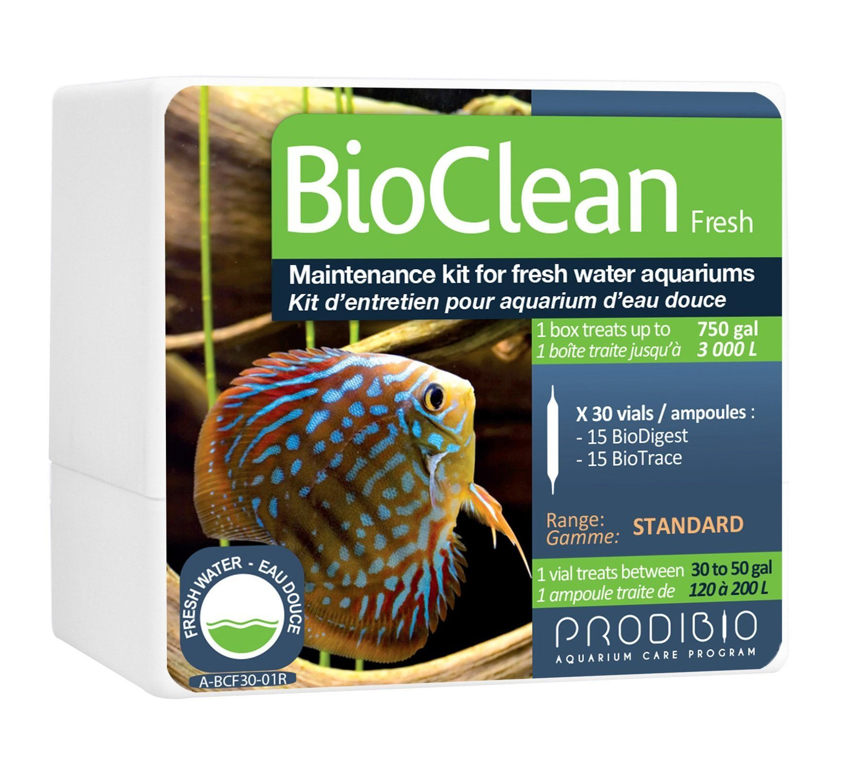 Prodibio Bio Clean Fresh Water Dog food recipes, Fresh