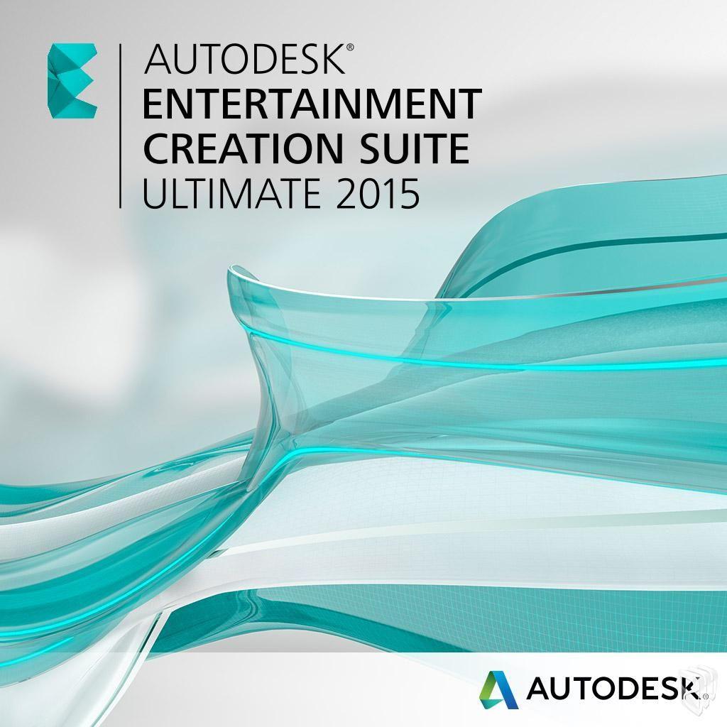 Download Autodesk Entertainment Creation Suite Ultimate 2015 - PC
