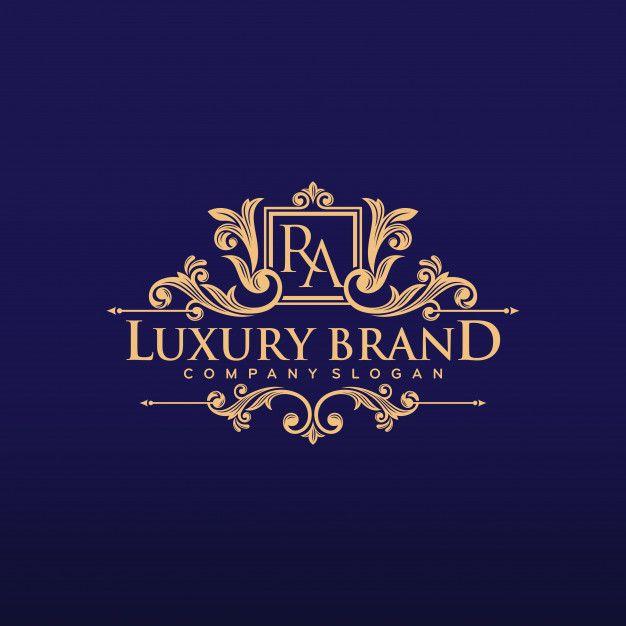 Freepik | Graphic Resources for everyone | Luxury logo ...