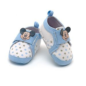 Disney Micky Maus Babyausstattung - Wiegenschuhe   Disney Store