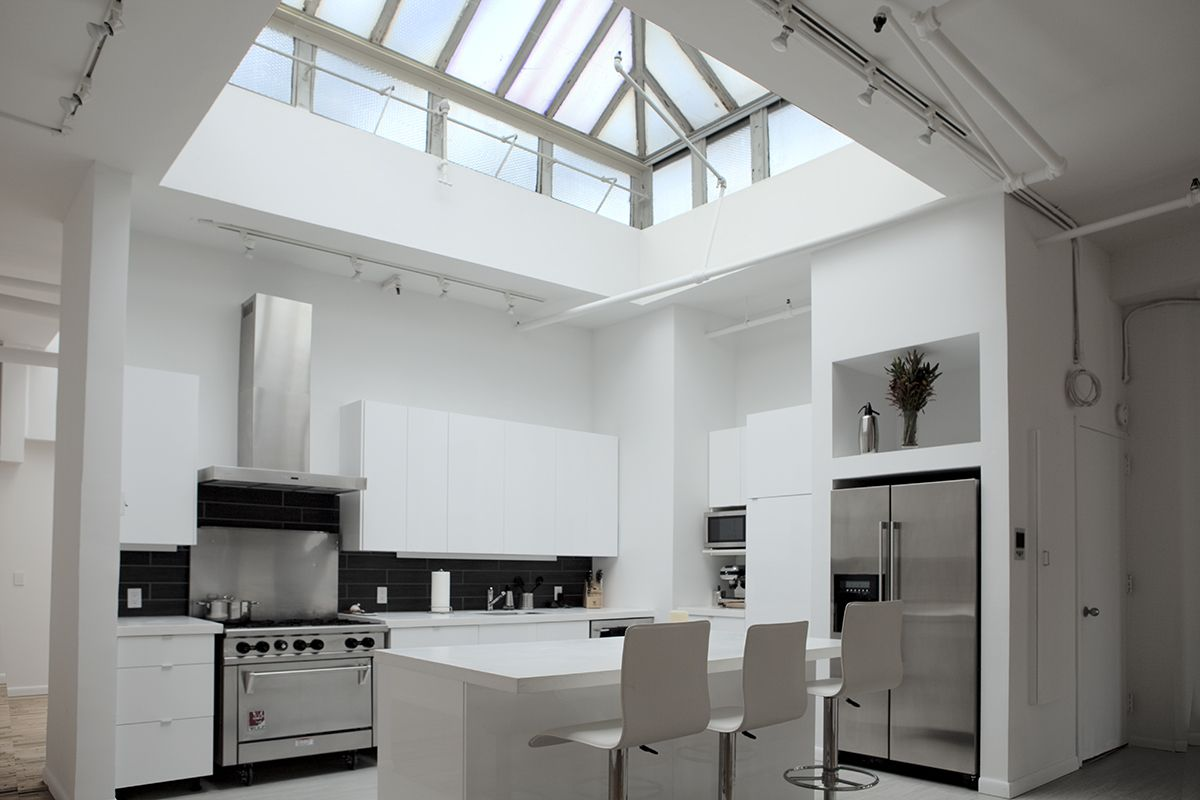 skylights for homes | ... the 8 x 12 skylight textured glass ...