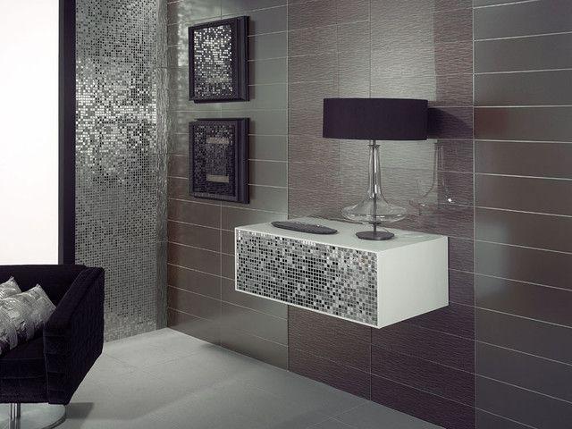 Modern Bathroom Design Tiles  Ideas 20172018  Pinterest Adorable Modern Bathroom Tiles Design Review