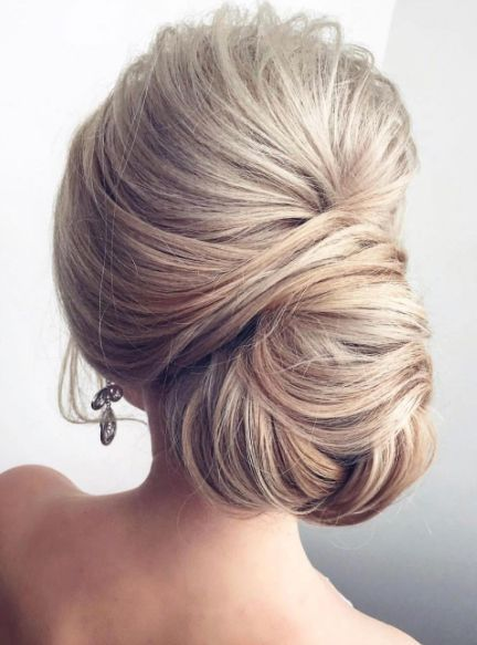 Wedding Hairstyles 7 02102017 Km Modwedding Hair Styles Long Hair Styles Mother Of The Bride Hair