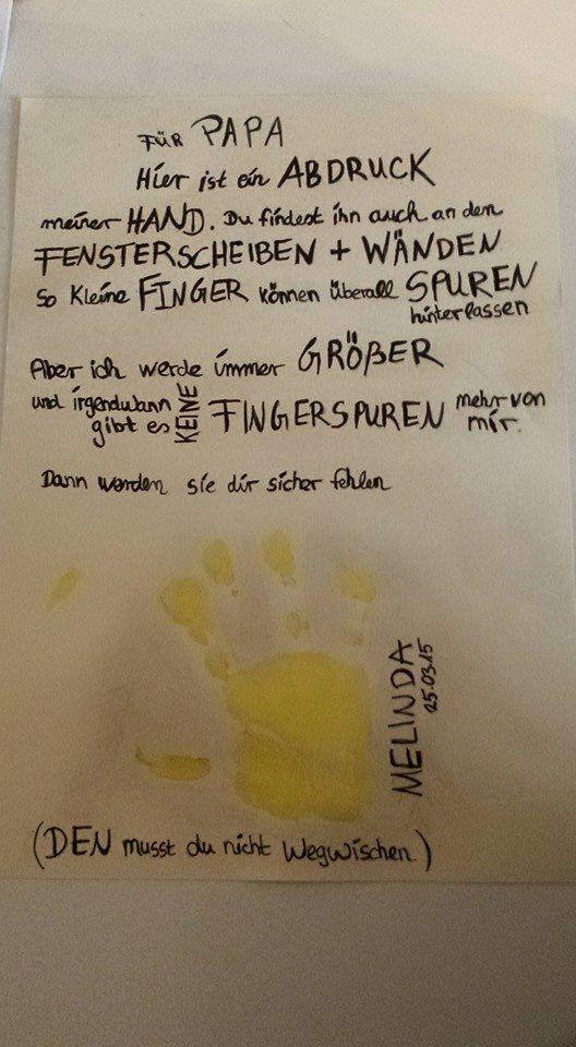Vatertags-Geschenk: