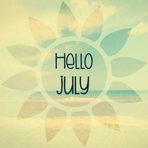 Hello July Images Free Download For Pinterest We Heart It With