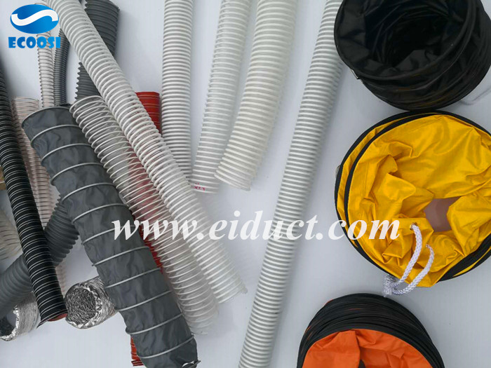 What is flexible industrial air duct hoses? in 2020 Air