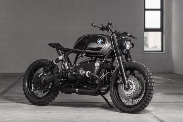 Custom Bikes Of The Week The Hipster Edition Custom Bmw Bmw