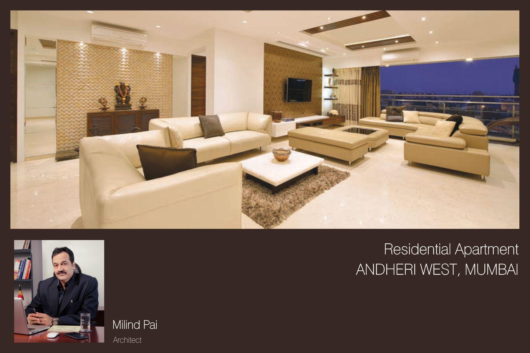 Chief Architect Milindpai Of Milind Pai Architects Interior