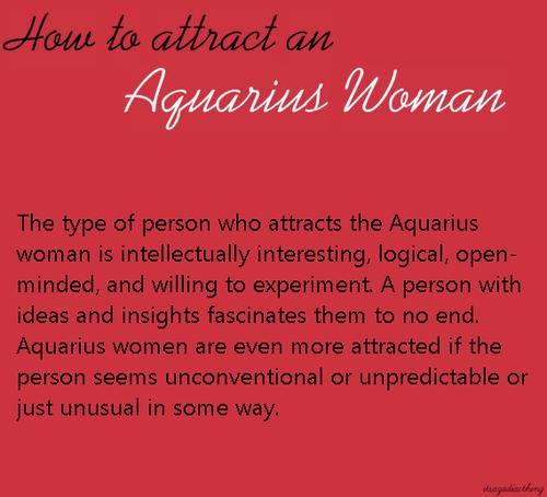 Aquarius woman and taurus man