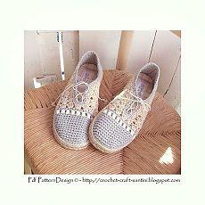 zapatos hechos punto.  Zapatos de punto para mujeres    3Vision - Moda Blog