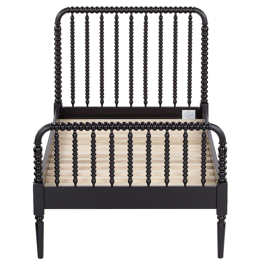 Jenny Lind Black Bed Black bedding, Jenny lind bed
